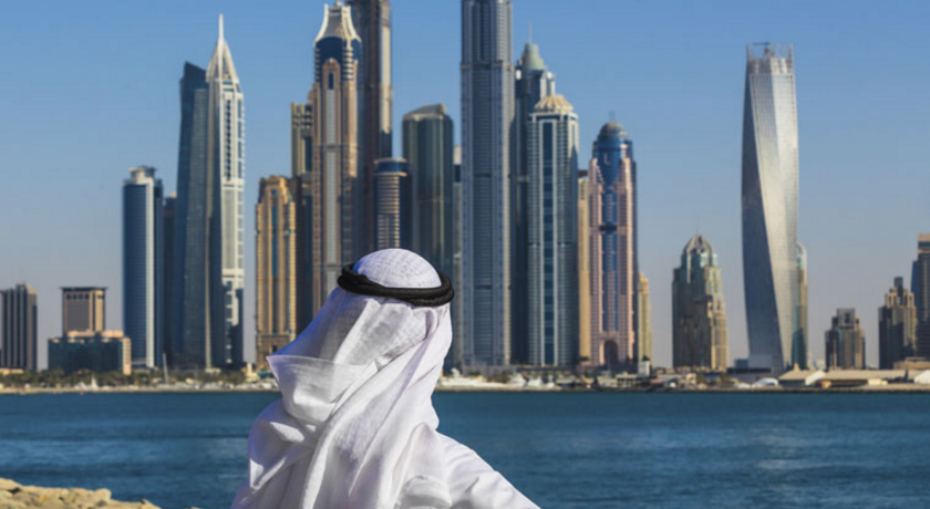 Passagem de ano Dubai